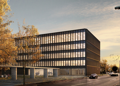 HFGS Aarau (Renewal of high school for health & social services)