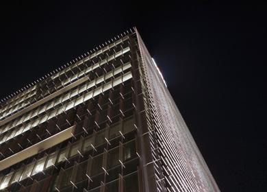 First International Finance Center