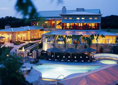 Lake Austin Spa Resort: Lake House Spa
