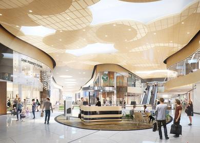 Mall of Scandinavia by Wingårdhs