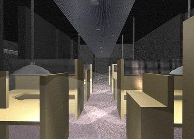 1997 A3C Lighting Study