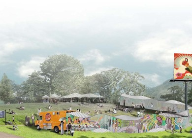 BISTRO-A-GO-GO | A Rapidly Deployable Dining Experience for Gourmet Food Trucks