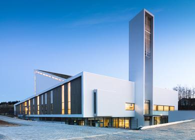 Frøyland Orstad Church