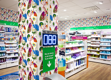 Farmacy - Vårdapotekt stores
