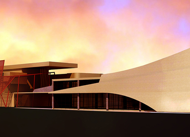 PVAMU School of Architecture Library Expansion Expansion
