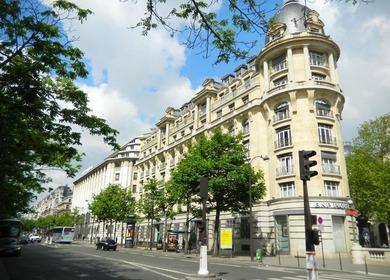 BNP Paribas 16 bd des Italiens / 1 bd Haussmann, Paris 9th