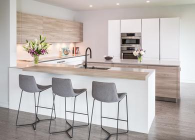 Clean.Modern.European. - Kitchen.