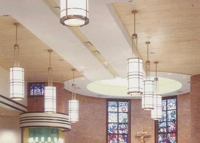 The Church of Sacred Heart