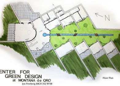 Center for Green Design - Cal Poly 2008
