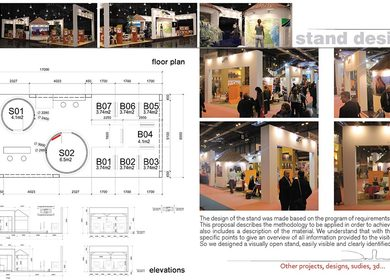 Stand Desing