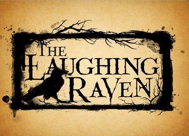 The Laughing Raven Logo Design