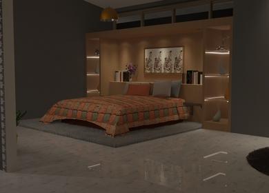 Master bedroom renovation - Proposal