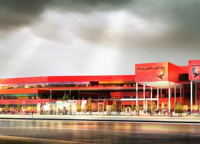 Pasargad Commercial Complex (Shandiz)