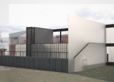 Bayly Art Museum Addition