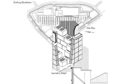 Deltona Existing Facade Renovation