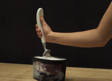 Ice Cream Scoop Handle