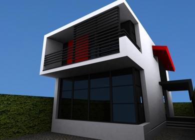 Proiect Casa Mica -Daniel Dima - Small House Project