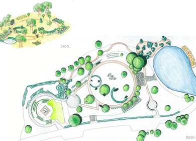 Cornell University Plantations Topiary Intervention: April 2010