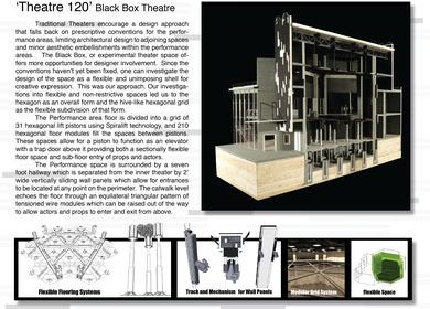 Theater 120 Black Box Theater.