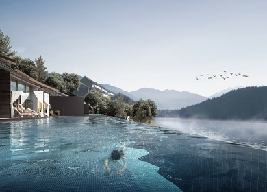 Aedas unveils competition-winning design of a luxury resort in southern China