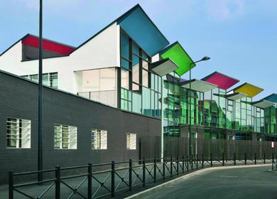 School Complex Bailly Saint Denis