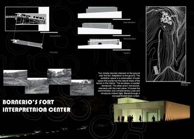 Borneiro's fort interpretation center