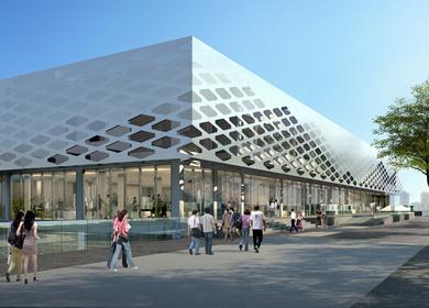Universiade Software Town Renovation Plan