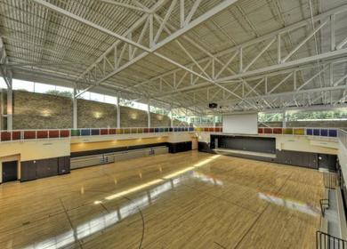 Riverdale Community Center Gymnasium