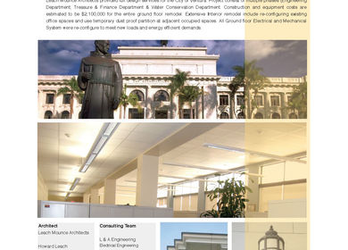 City of Ventura City Hall Ground Level Phased Renovation