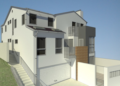 san vicente | house remodel