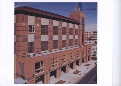 St. Lukes Hospital - Center Power Plant & Parking Structure