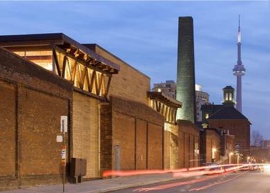 Gooderham & Worts Distillery District