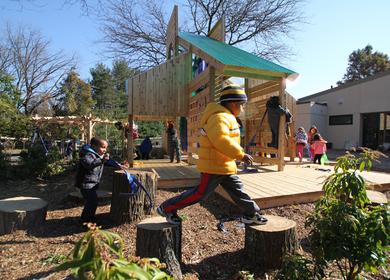 Abington Friends School: Garden Station