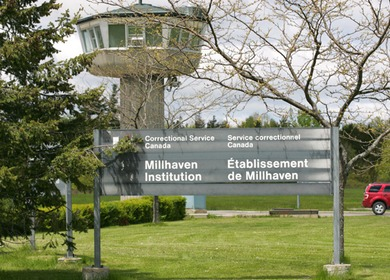 Structured Cabling for Communications and Security at Bath & Millhaven Institutions