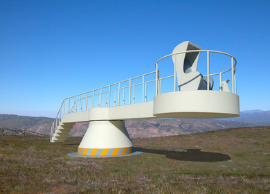 The Pedal Powered 360° Observatory (An interactive functional art installation)