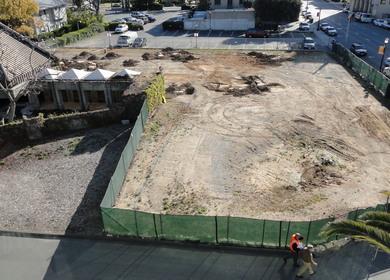 Fuller Seminary - Quad space