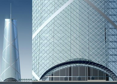 X3-2 Office Tower