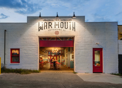 The War Mouth