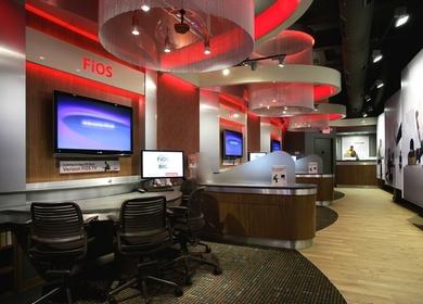 Verizon FiOS Flagship Store