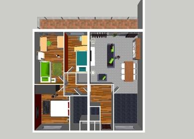 Interior design (NETHERLANDS)