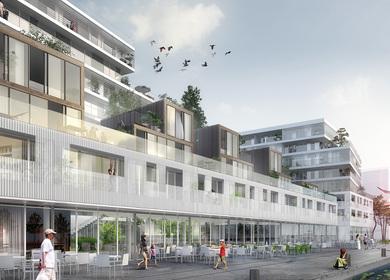 ZDP4 - Housing units