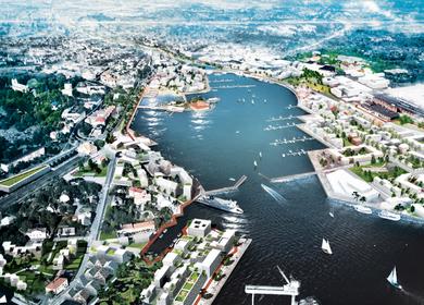 Vision Harbor Area