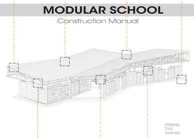 CONSTRUCTION MANUAL (Darfur Modular School research)