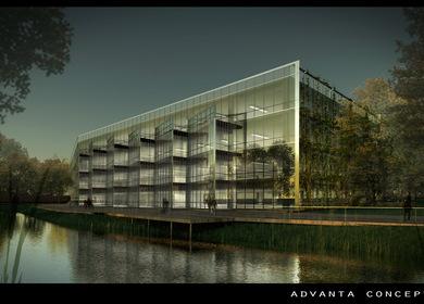 Advanta Office Park Concept