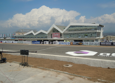 International Autodrome in Rustavi