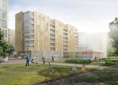 Park City Housing Complex