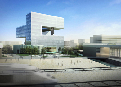 New Headquarters for the Province of Bergamo - competition