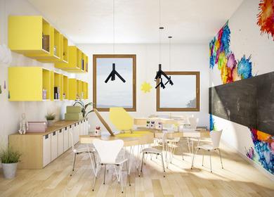 Borusan day care facility design competition