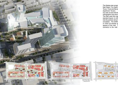 Linyi Retail District Master Plan