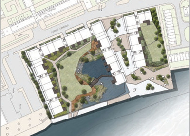 New Union Wharf - Competition Winner
